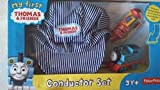 My First Thomas the Train and Friends Conductor Set with Train, Whistle, and Hat