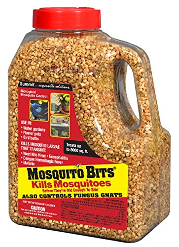 Summit Responsible Solutions Mosquito Bits - Quick Kill, 60-Ounce ()