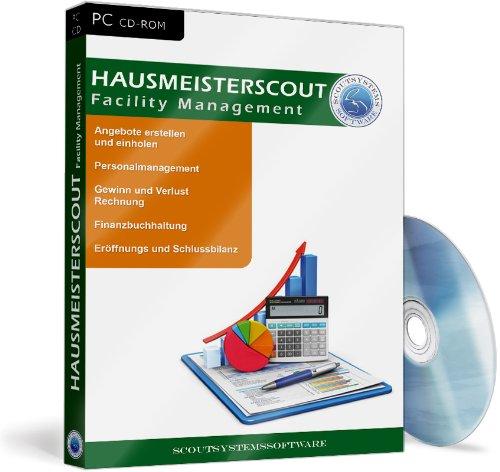 Hausmeister Management Software Rechnungen Kunden Objekte