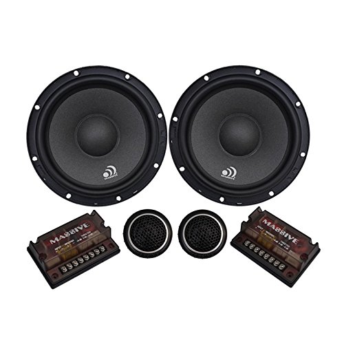 Massive Audio ZK6-6 Inch, 6.5
