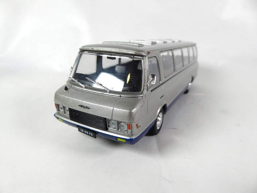 Ref: R8 Coche 1//43 ZIL 118K 1970 Bus URSS DeAgostini OPO 10