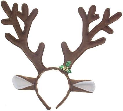 Christmas Reindeer Headwrap