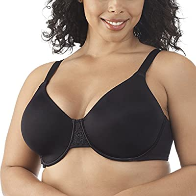 Vanity Fair Women's Beauty Back Minimizer Full Figure Underwire Bra 76080