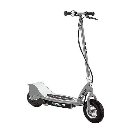 Razor E325 Electric Scooter, Silver