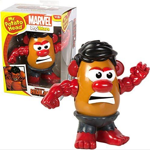 Red Hulk Mr. Potato Head - Marvel Pop Taters: Amazon.es: Juguetes ...