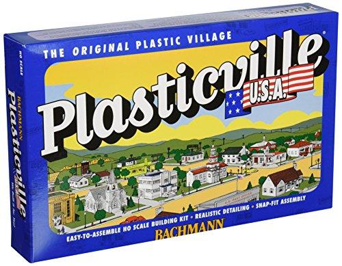 House Plasticville Usa Building - 8