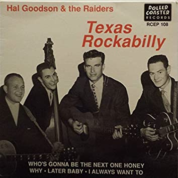 Image result for hal goodson and the raiders