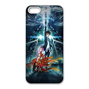 Guilty Crown iPhone 4 4s Cell Phone Case White WK5251800