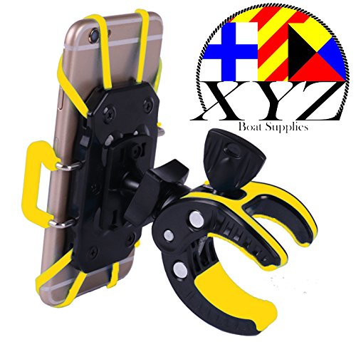 XYZ Boat Supplies® Cell Phone Mount/ Holder for Motorcycle