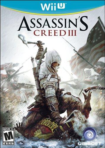 Price comparison product image Assassin's Creed III - Nintendo Wii U
