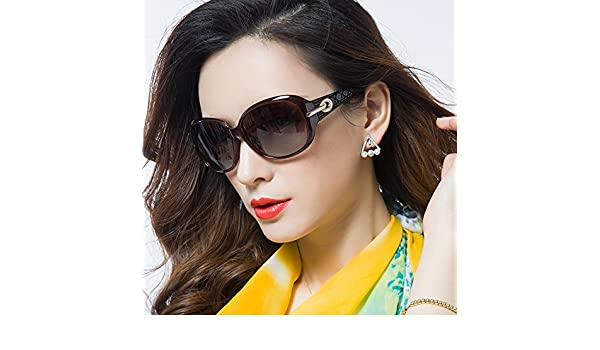WWF Gafas de Sol polarizadas Mujeres Flash Glasses Hembra ...