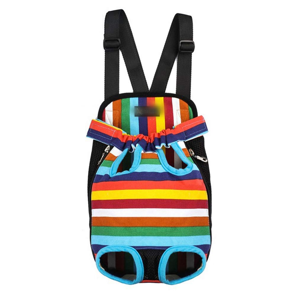 8 S 8 S MISSKERVINFENDRIYUN Dog Portable Chest Bag Shoulder Bag Outdoor Travel Tourism Pet Supplies (color   8, Size   S)