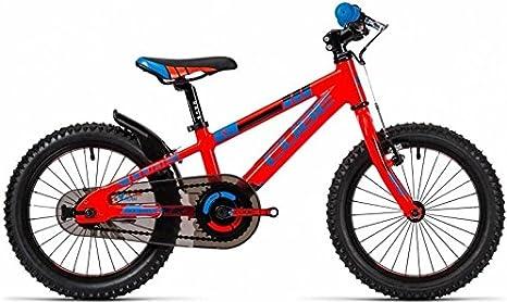 Cube Kid 160 16R Niños Mountain Bike 2016 action team (Rot ...