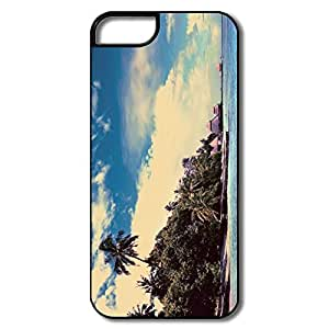 PTCY IPhone 5/5s Custom Cool Private Resort