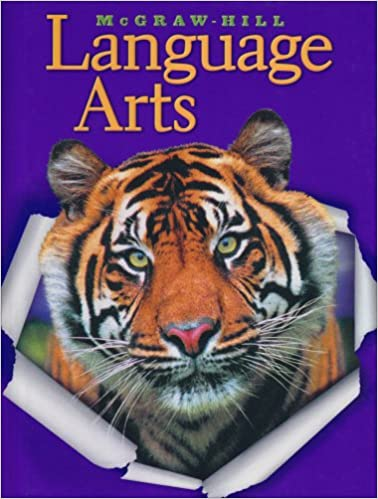McGraw Hill Language Arts Grade 4 Hardcover Jan E
