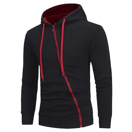 87bbbd8c9 GOVOW Plaid Shirt Men Autumn Long Sleeve Hoodie Hooded Sweatshirt ...