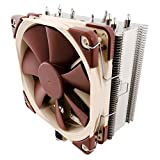 Noctua NH-U12 S for Intel LGA 2011/1156/1155/1150 and AMD AM2/AM2+/AM3/3+/FM1/2 Sockets U Type 5 Heatpipe/120mm CPU Cooler Cooling