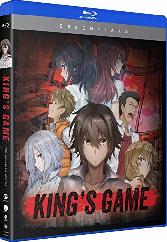 King's Game: The Complete Series Blu-ray + Digital – Blu-ray