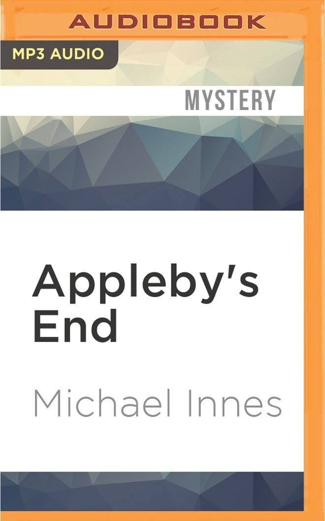 Appleby's End (Inspector Appleby, Band 10)