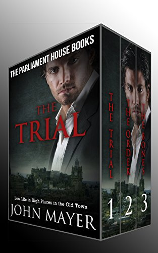 Parliament House Books : Books 1 - 3: The First Box Set