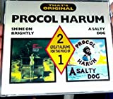 A salty dog/Shine on brightly by Procol Harum