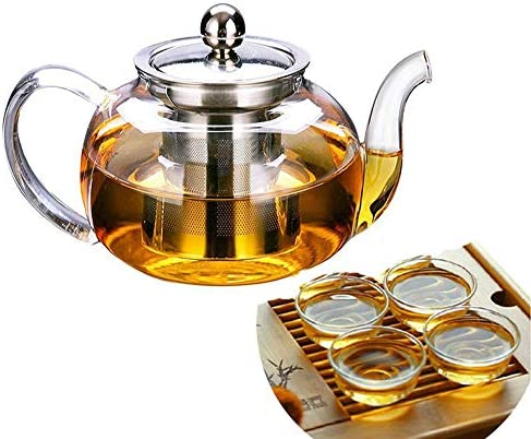 Stovetop Removable Stainless Strainer Ceremony