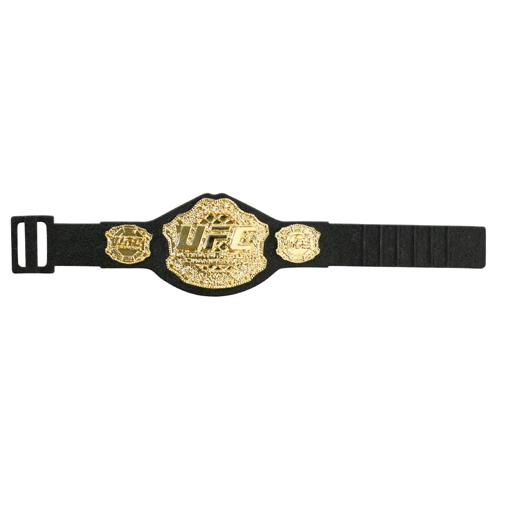 UFC Heavyweight Championship Action Figure Belt by Jakks