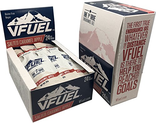 Salted Caramel Apple VFuel Endurance Gel