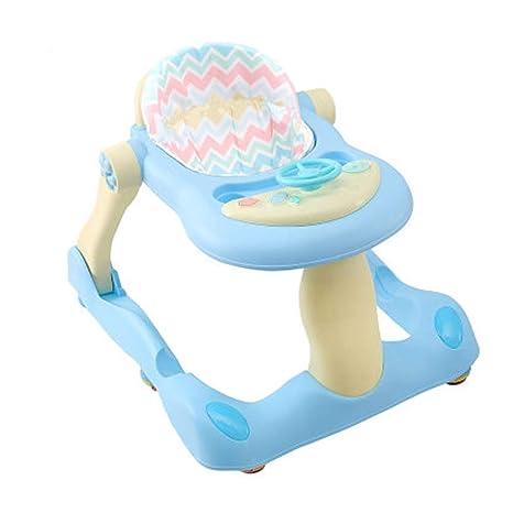 XGPT - Andador para bebé (6/7-18 Meses, multifunción, antiruedas ...