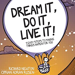 Dream it, Do it, Live it Audiobook