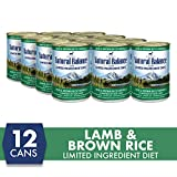 Natural Balance Limited Ingredient Diets Lamb & Br...
