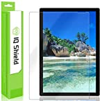 IQ Shield LiQuidSkin Full Coverage Screen Protector for Microsoft Surface Pro 6 HD Clear Anti-Bubble Film