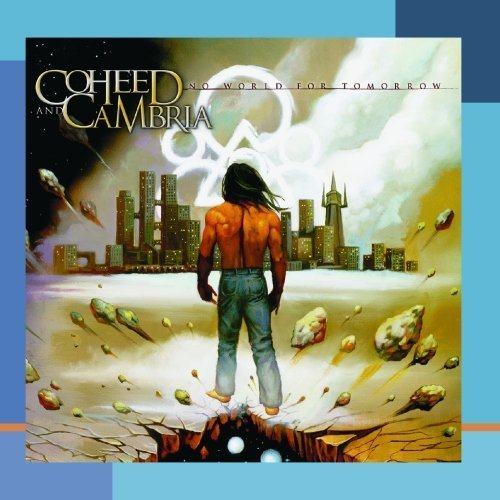 No World For Tomorrow by Coheed and Cambria (2007) Audio CD (Coheed And Cambria No World For Tomorrow)