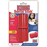 Kong Dental Stick Dog Toy, Large, Red