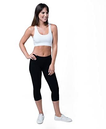 94e5f3891708f Pact Women's Stretch Cropped Leggings | Made with Organic Cotton at Amazon  Women's Clothing store: