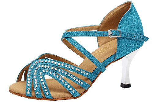 Salabobo - Jazz & Modern mujer Azul - azul