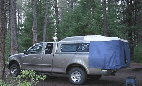 Amazon Com Full Size Suv Camper Top Tent Automotive
