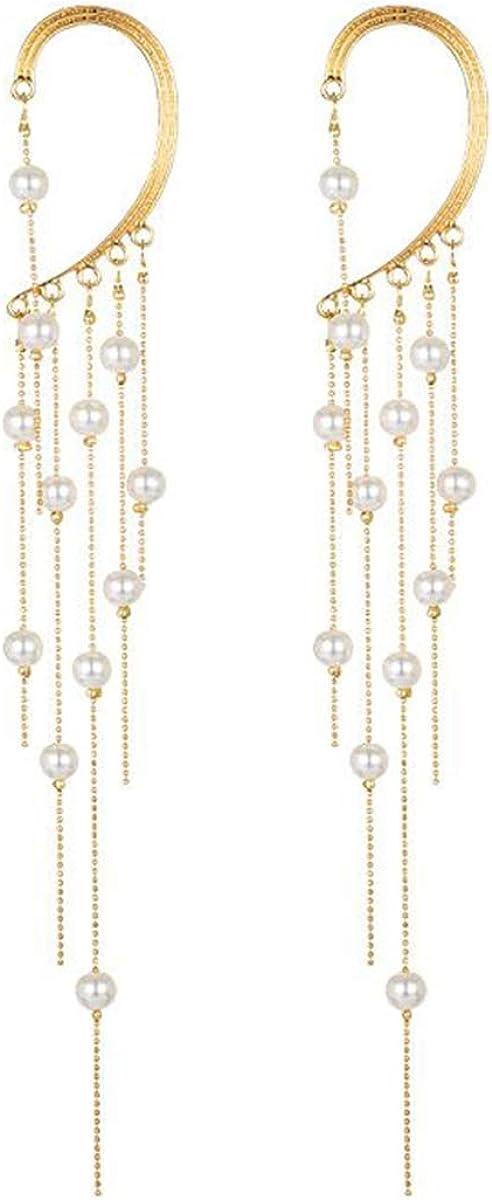 P&N Jewelry Ear Cuffs Earring Set Jewelry Set for Women