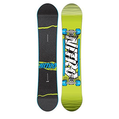 - New 2016 Nitro Ripper Youth Snowboard 137 cm