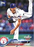#5: 2018 Topps Opening Day #190 Cole Hamels Texas Rangers Baseball Card