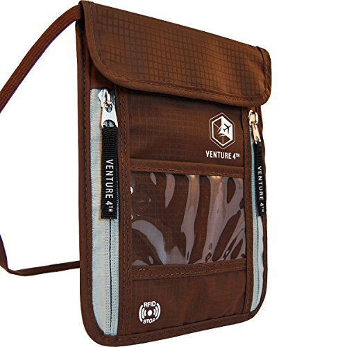 Venture Travel Neck Pouch Blocking product image