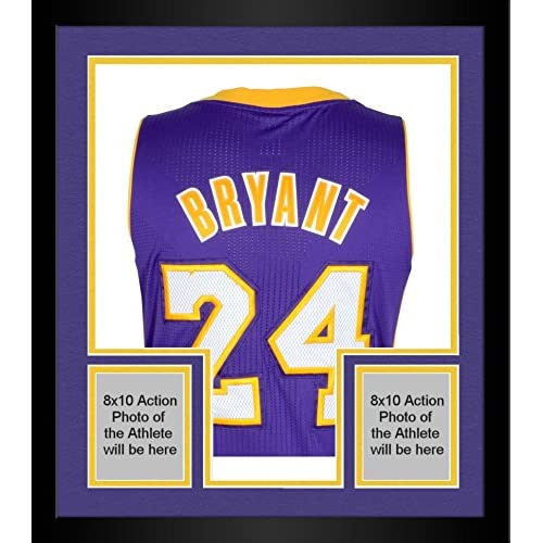 Framed Kobe Bryant Los Angeles Lakers Autographed adidas Swingman Authentic  Jersey with Black Mamba Inscription- cab3bfd9c
