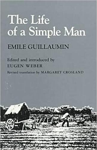 Ilmaisia kirjoja verkossa ladata pdf The Life of a Simple Man PDF 0874512468 by Emile Guillaumin