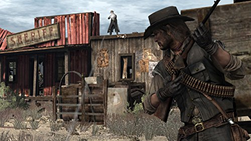 Red Dead Redemption: Edición del juego del año - Xbox One y Xbox 360