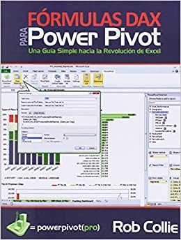 Fórmulas Dax Para Powerpivot por Rob Collie epub