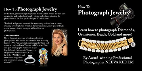 How to Photograph Jewelry: Learn how to photograph Diamonds, Gemstones, Beads, Gold and more!