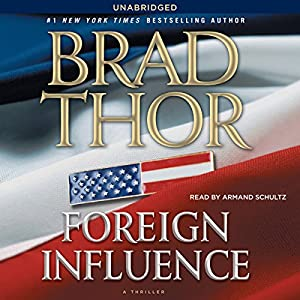 Foreign Influence Audiobook
