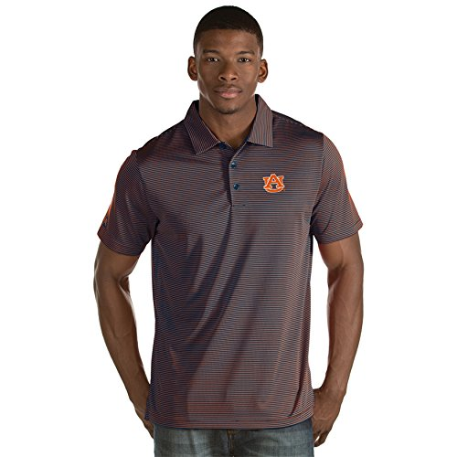 Auburn University Men's Quest Polo Shirt (Large)