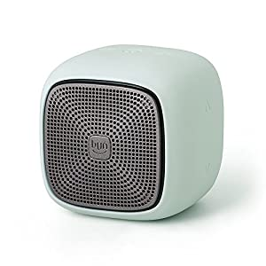 Edifier MP200 Portable Bluetooth Speaker - IP54 Water Dust Proof with microSD Card for Hiking Camping Outdoors - Light Green