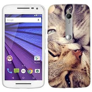 for Motorola Moto G 3rd Gen 2015 Kittens Phone Cover Case